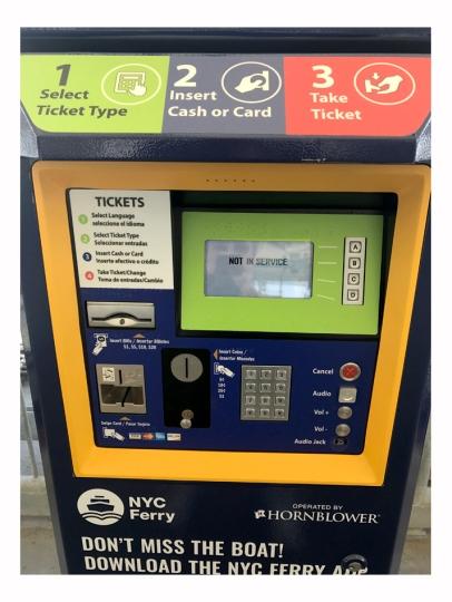detail vending machine
